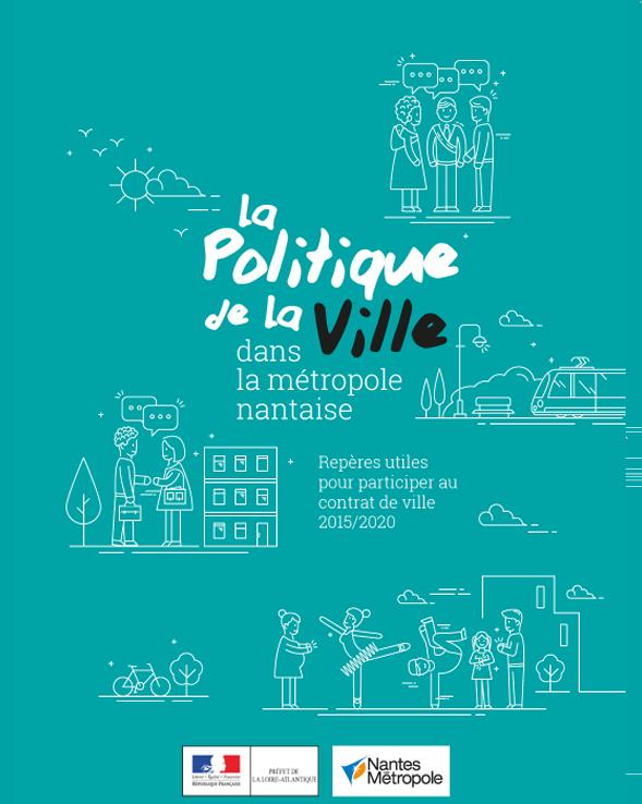contrat de ville et politique de la ville à Nantes