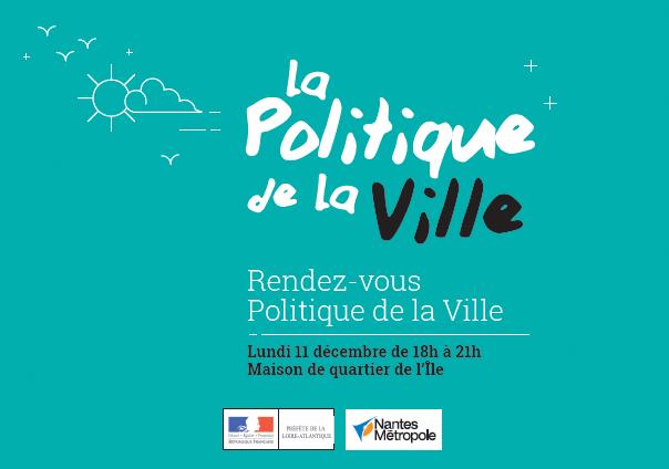 réunion politique de la ville à Nantes